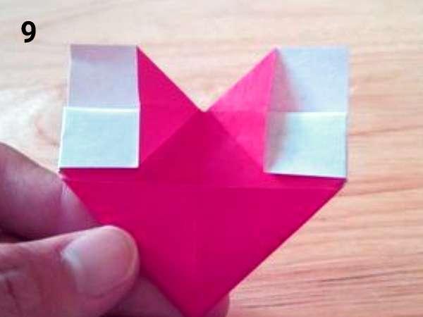 cara+membuat+origami+love