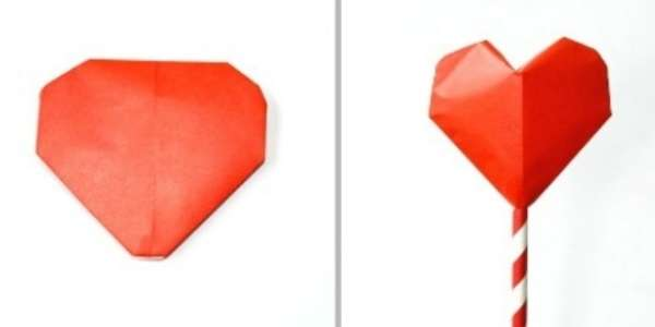 tutorial+origami+love+3d