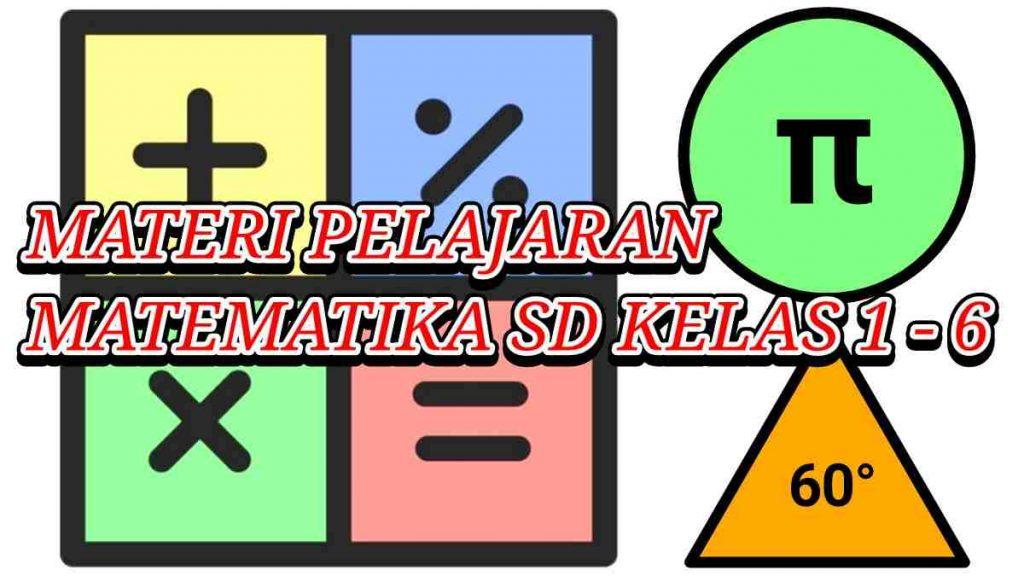 materi+pelajaran+matematika+sd