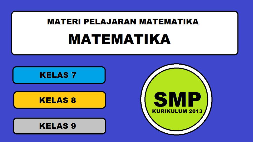 materi+pelajaran+matematika+smp